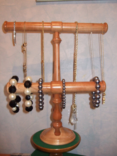 Necklace and Bangle display stand